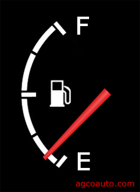 Running the fuel level low may damage the fuel pump