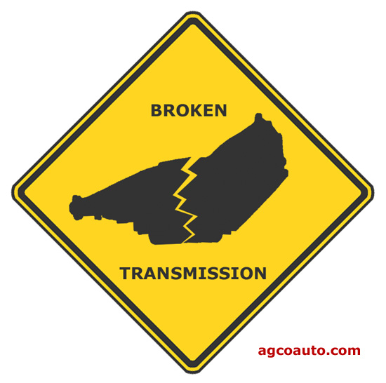 The signs of a transmission problem may be subtle