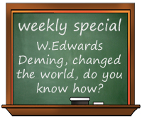 Who is W.Edwards Deming and why is he so important?
