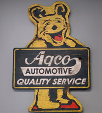 Photographic tour through the history and evolution of AGCO Automotive