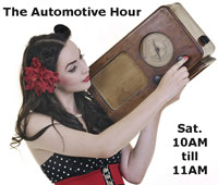 Listen to The Automotive Hour radio show